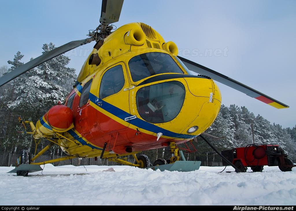 Polish Medical Air Rescue - Lotnicze Pogotowie Ratunkowe SP-SXH aircraft at Gdańsk - Lech Wałęsa