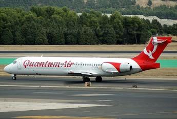 EC-JZX - Quantum Air Boeing 717