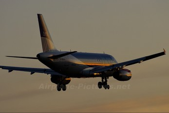 G-DBCH - BMI British Midland Airbus A319