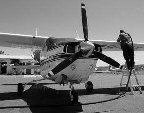 ZS-PIX - Private Cessna 210 Centurion