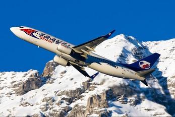 OK-TVH - Travel Service Boeing 737-800