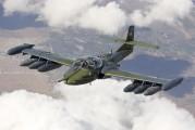 FAU280 - Uruguay - Air Force Cessna A-37B Dragonfly aircraft