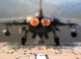 ZA 549 - Royal Air Force Panavia Tornado GR.4 / 4A aircraft