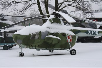 2018 - Poland - Air Force Mil Mi-1/PZL SM-1