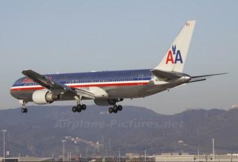 N372AA - American Airlines Boeing 767-300ER