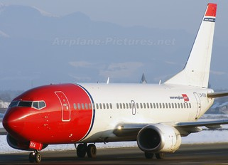 LN-KKA - Norwegian Air Shuttle Boeing 737-300
