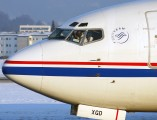 OK-XGD - CSA - Czech Airlines Boeing 737-500 aircraft
