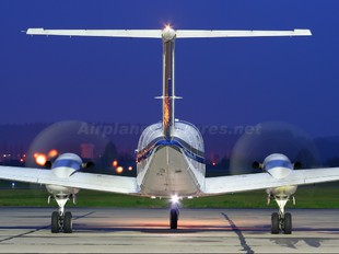 D-IBMP - Private Beechcraft 200 King Air
