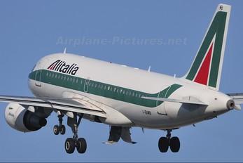 I-BIMB - Alitalia Airbus A319