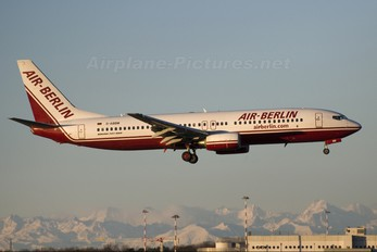 D-ABBM - Air Berlin Boeing 737-800