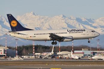 D-ABEI - Lufthansa Boeing 737-300