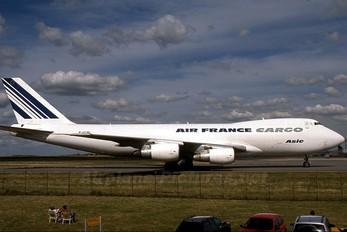 F-GCBL - Air France Cargo Asie Boeing 747-200F