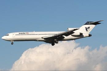 EP-IRT - Iran Air Boeing 727-200 (Adv)