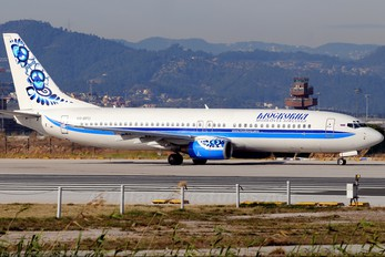 VQ-BFU - Moskovia Airlines Boeing 737-800
