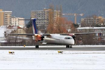 HA-LQD - Malev de Havilland Canada DHC-8-400Q / Bombardier Q400