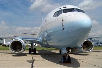 N742PB - Private Boeing 737-700 BBJ