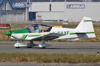 F-GAXF - Private Robin R2160