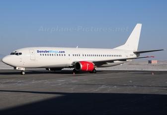 OK-WGY - Danube Wings Boeing 737-400