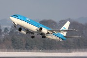 PH-BTA - KLM Boeing 737-400 aircraft