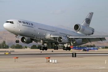 N279WA - World Airways McDonnell Douglas MD-11