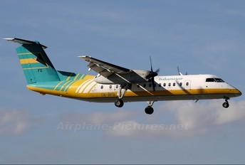 C6-BFG - Bahamasair de Havilland Canada DHC-8-300Q Dash 8