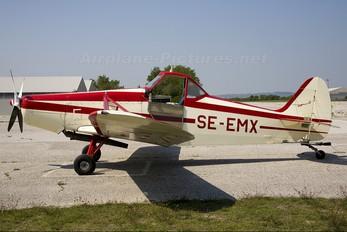 SE-EMX - Private Piper PA-25 Pawnee