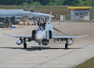 - - Germany - Air Force McDonnell Douglas F-4F Phantom II