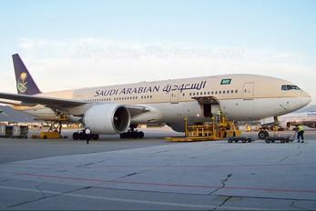 HZ-AKT - Saudi Arabian Airlines Boeing 777-200ER