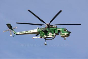 I-CFAJ - Forestale Sikorsky S-64E/F Skycrane