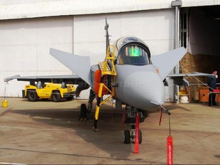 - - South Africa - Air Force SAAB JAS 39D Gripen