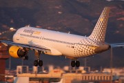 EC-HQL - Vueling Airlines Airbus A320 aircraft