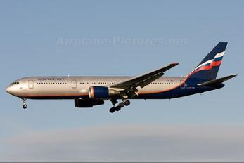 VP-BAX - Aeroflot Boeing 767-300ER
