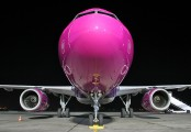 HA-LPC - Wizz Air Airbus A320 aircraft