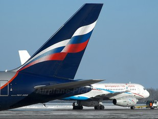 VP-BWT - Aeroflot Boeing 767-300