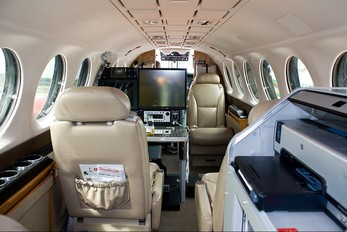 D-CFMD - Flight Calibration Services Beechcraft 300 King Air 350