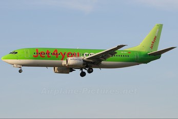 CN-RPC - Jet4You Boeing 737-400