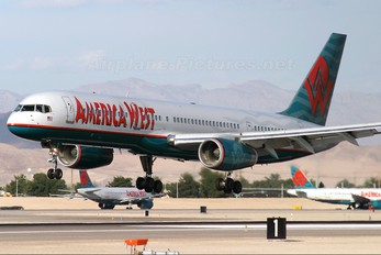 N906AW - America West Airlines Boeing 757-200