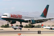 N906AW - America West Airlines Boeing 757-200 aircraft