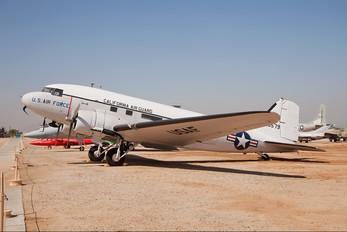 43-15579 - USA - Air National Guard Douglas VC-47A