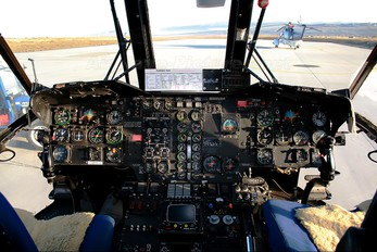 G-BCEA - British International Sikorsky S-61N