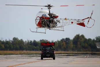 I-PYCG - Private Agusta / Agusta-Bell AB 47