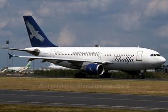 F-OHPV - Khalifa Airways Airbus A310