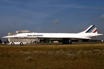 F-BTSC - Air France Aerospatiale-BAC Concorde