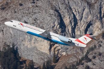 OE-LVN - Austrian Airlines/Arrows/Tyrolean Fokker 100