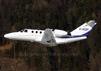 D-IKOP - Private Cessna 525 CitationJet