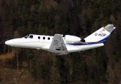 D-IKOP - Private Cessna 525 CitationJet aircraft