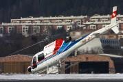 HB-ZIY - Air Grischa Aerospatiale AS350 Ecureuil / Squirrel aircraft
