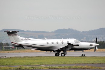 M-OPAL - Private Pilatus PC-12
