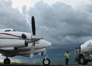 ZS-OAE - Private Beechcraft 90 King Air
