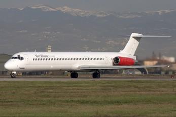 EI-CIW - Meridiana McDonnell Douglas MD-82
